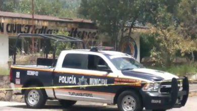 Policía Municipal, Tlatlauquitepec, disparo, arma de fuego, cabeza, suicidio, ejecución, descartada, compañeros, ambulancia, traslado, FGE, diligencias de rigor, problemas familiares