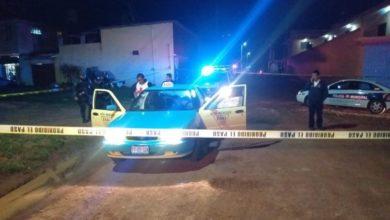 taxista, ejecutado, balazos, arma de fuego, Tetela de Ocampo, Chignahuapan, autoridades, móvil del crimen, Nissan Tsuru, Barrio de Tetlalpan