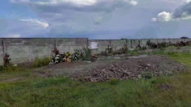 cuerpos encobijados, descomposición, Tepeaca, tumba, panteón, Fiscalía General del Estado, Servicio Médico Forense