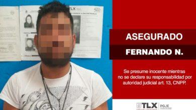 Policía, Procuraduría General de Justicia de Tlaxcala, tractocamión, robo, Benito Juárez, Policía de Investigación, Ministerio Público, desvalijaba