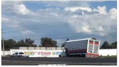 segundo, ataque, operadores, camiones de carga, Acatzingo, Tecamachalco, Autopista Puebla-Orizaba, tráiler, torton, redilas, disparos, armas de fuego, herido, traslado, nosocomio, paramédicos, SUMA, Cuapiaxtla de Madero