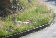 Fraccionamiento Haras, Periférico Ecológico, cadáver, mensaje, narcomenudeo, FGE, Policía Municipal, levantamiento de cadáver, diligencias