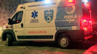 Xonaca, taller, Mercado Morelos, SUMA, SSPTM, paramédicos, traslado, hospital, 20 Oriente, 42 Norte