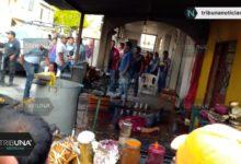 grupo armado, acribilló, disparos, Acatzingo, elotes, incendio, Policías municipales, paramédicos, SUMA, robo, mercancía, carreteras