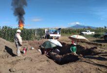 PEMEX, ducto, gas LP, San Jerónimo Ocotitlán, Protección Civil Estatal, Coordinación Nacional de Protección Civil, Guardia Nacional, Bomberos, Policía Federal,
