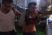 colombiano, ataque, mujer, Los Héroes, navaja, sangre, vecinos, sometido, detención, SSP, Policía Estatal, José