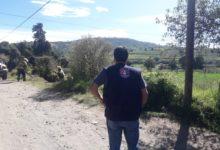 fuga de gas, San Martín Texmelucan, Pemex, Sedena, SSP Estatal, terrenos de cultivo, Protección Civil Estatal