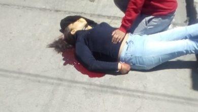 arma de fuego, mujer, ejecutada, Paramédicos, Comandancia de Texmelucan, Policía Municipal