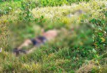 Cuerpos, grupo armado, Santa Ana Xalmimilulco, bandas crimínales, pobladores, operativo, servicios de emergencia, cadáveres, fotografía, Huejotzingo