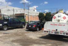 Policía Federal, opertaivos, Puebla, Amozoc, Amalucan, gas LP, Puebla-Tehuacán, Amozoc, empresa Aguilares, San Miguel Canoa