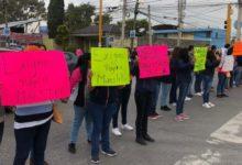 Manifestación, padres de familia, 11 Sur, 111 Poniente, CENDI, caos vial, RUTA, riña, taxista