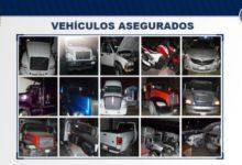 Detenido, Acajete, FGE, comunicado, vehículos, asegurados, Ejército Méxicano, tractocamiones, motocicleta, Tecamachalco, soldados