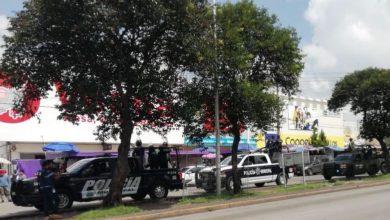 operativo, sorpresa, SSPTM, Guardia Nacional, Protección Civil, Comercio Exterior, CAPU, La Fayuca, Bulevar Norte