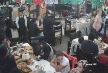 """Comensales, trabajadores, restaurante """"Linaloe"""", hombres armados, San Andrés Cholula, armas de fuego, arteras, celulares, noche mexicana"""