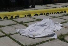 Infarto, La Margarita, simulacro, Plaza del Rebozo, ambulancia, técnicos en urgencias médicas, fallecimiento, FGE, funeraria