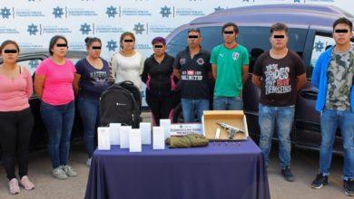 Ampliación Guadalupe Caleras, San Jerónimo Caleras, Pino Suárez, AT&T, tiendas de conveniencia, DERI, SSPTM, robo, GIP, agente del Ministerio Público