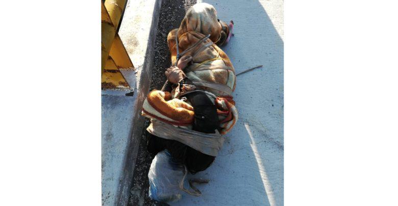 bolsa, cobija, mujer, feminicidio, muerta, El Riego Tehuacán, Cañada Morelos, taxi, domicilio