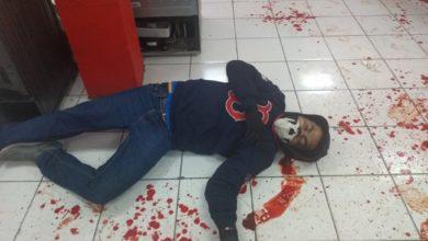 asalto, occiso, Presta Max, forcejeo, disparo, arma de fuego, cómplices, fuga, Mercado Morelos, Colonia 10 de Mayo, FGE
