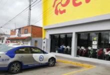 Elektra, Villas San Alejandro, robo, vitrinas, teléfonos móviles, Policía Municipal, FGE