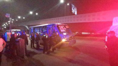 transporte público, robo, Calzada Zaragoza, usuarios, pasajeros, Plaza Loreto, Barrio de Xanenetla, ruta Estadios, lesionados