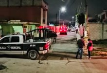 ejecución, sujeto, camioneta, doble cabina, sin placas de circulación, SUMA, paramédicos, armas de fuego, grueso calibre, La Guadalupana, Juan Alberto