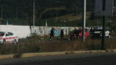 robo de mercancía, Ministerio Público, choque, intento, patrulla, Chevrolet, Beat, Placas de circulación, Ciudad de México