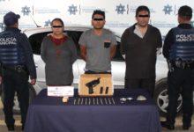 SSPTM, La Loma, arma de fuego, Ministerio Público, protocolo, marihuana, detención, DERI, Videovigilancia, cartuchos útiles