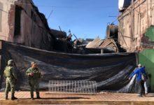 caldera, baño de vapor Tláloc, San Pedro Cholula, falla, válvula, presión, Ejército Mexicano, Protección Civil Municipal