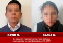 Karla, Ministerio Público, detenida, PGJ, FGE, Tlaxcala, Puebla, pareja sentimental, esposa, muerta, cómplices, Código Rojo, Nota Roja
