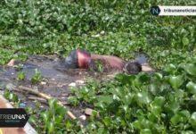muerto, causa de muerte, desconocida, presa de Valsequillo, FGE, río Atoyac, diligencias, necropsia