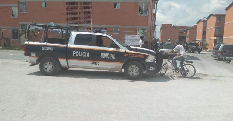 Amozoc, balacera, persecución, refresquera, movilización policiaca, Coca-Cola, Jardines de Amozoc, Ministerio Público