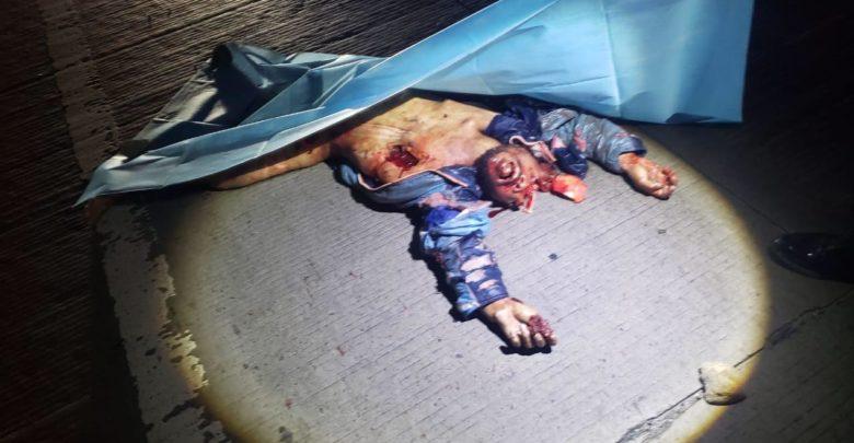 atropellamiento, muerto, obrero, trabajador, colonia México 83, Villa Frontera, paramédicos, Cruz Roja, Nota Roja, Código Rojo, Puebla, Noticias