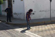 sustancias prohibidas, Tehuacán, golpear, Paramédicos, fuga, uniformados municipales, intoxicado, cuchillo