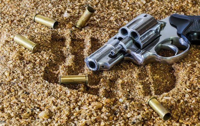 Balazos, Huaquechula, arma de fuego, fuga, doble crimen, madrugada, festejos