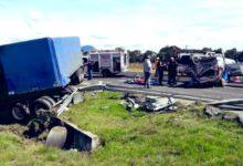 persona muerta, vehículos, autopista Amozoc-Perote, Cruz Roja Puebla, hospital, tráiler, remolque, Tlaxcala