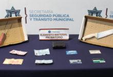 Blindaje Centro Histórico 488, SSC Municipal, detenidos, robo transeúnte, antecedentes, adolescentes, agraviado
