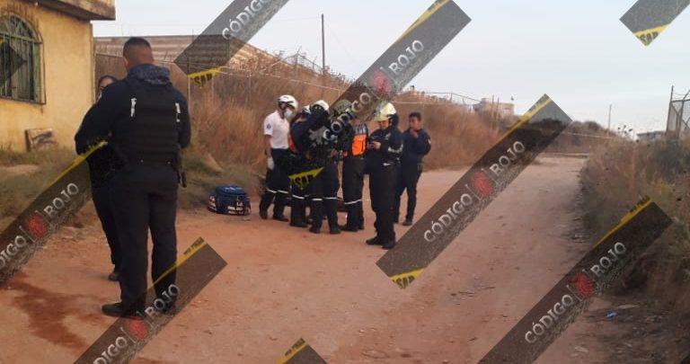 feminicidio, San José Los Cerritos, encobijada, violencia de género, víctima, Policía Municipal