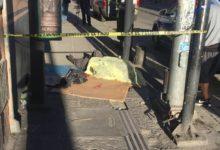 indigente, muerto, paro cardiorrespirtorio, Puebla, Centro Histórico de Puebla, Noticias, Código Rojo, Nota Roja