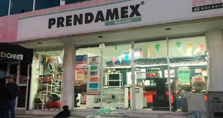 colonia SNTE, Prendamex, calle Chilpancingo, guardias de seguridad, piedra, vidirios, robo, negocio, monto desconocido, Código Rojo, Nota Roja, Puebla, Noticias,