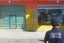 Menor de edad, asesinado, golpiza, Ciudad Serdán, Mini Súper Danito, cuerpos de emergencia, San Francisco Cuautlancingo, ataque directo, atraco