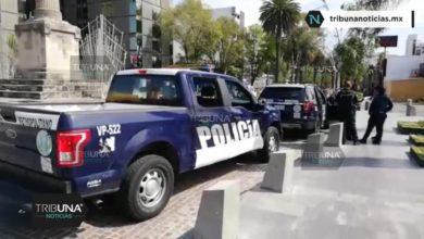atraco, asalto, robo a negocio, Buen Fin, Policía Estatal, Policía Municipal, Avenida Juárez, Código Rojo, Nota Roja, Puebla, Noticias