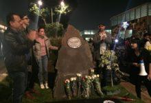 Emmanuel Vara, Manu, transporte público, placa, homenaje, Ayuntamiento, movilidad, atropellamientos, ciclistas, peatones