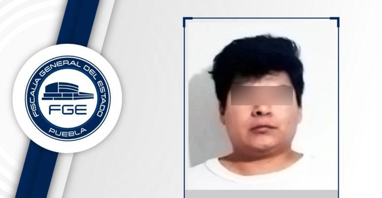 FGE, detenido, violación equiparada, camioneta, agresión sexual, Cuautlancingo, Código Rojo, Nota Roja, Puebla, noticias