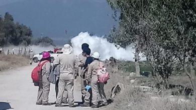fuga, toma clandestina, Tepeaca, Santa Rita Tlahuapan, Protección Civil, Pemex