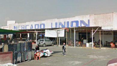 Mercado Unión, líder narcomenudista, narcomenudeo, droga, detenido, SSC Municipal, operativo, La Loma