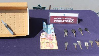 detenidos, robo, taxista, San Rafael Poniente, Policía Municipal, Secretaría de Seguridad Ciudadana, Ministerio Público, Grupo Roca