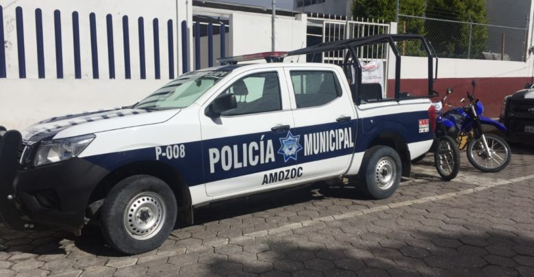 Policía Municipal de Amozoc, falta de pago, identidad, pago quincenal, amenaza, castiga, Seguridad Pública de Amozoc, represalias