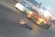 atropellado, hombre, tercera edad, Amozoc, carretera federal Puebla-Tehuacán, bastón, cruzar, vialidad, patrulla, paramédicos, muerto, Código Rojo, Nota Roja, Puebla, Noticias