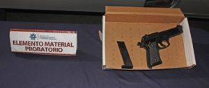 robo de vehículo, privación ilegal de la libertad, Santa María Xonacatepec, detenido, cómplice, pistola, arma de fuego, amagar, SSC, Código Rojo, Nota Roja, Puebla, Noticias