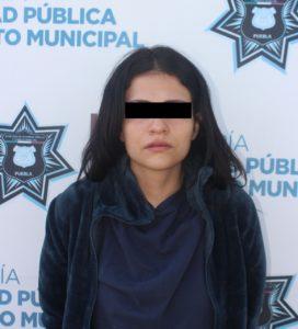 mujeres, dos, delitos contra la salud, Arboledas de Loma Bella, marihuana, narcomenudeo, Código Rojo, Nota Roja, Puebla, Noticias